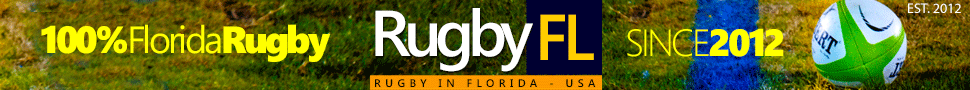 Rugby in Florida - 100% Florida Rugby since 2012